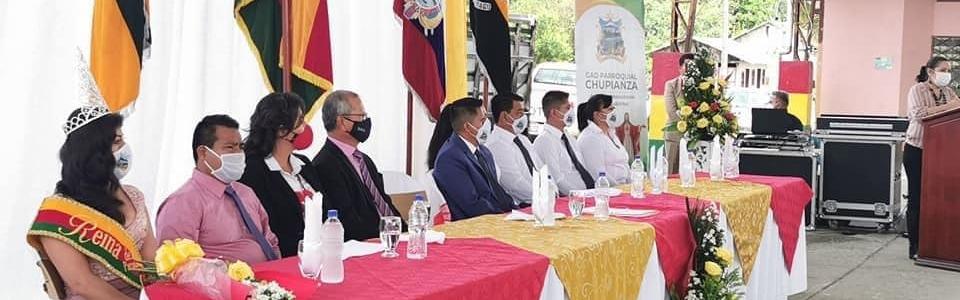 CHUPIANZA CELEBRA 77 AÑOS CON FONDOS EXTRAPRESUPUESTARIOS DESDE LA LEY AMAZÓNICA