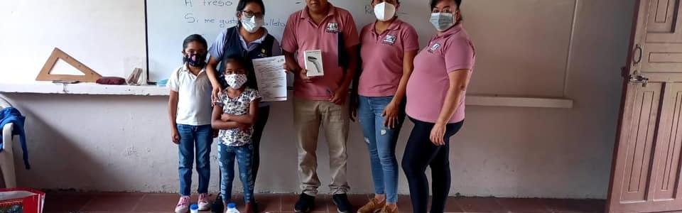 INSUMOS DE BIOSEGURIDAD PARA ESCUELAS COMUNITARIAS