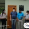26 FAMILIAS RECIBEN BATERÍA SANITARIA CON BIODIGESTOR.